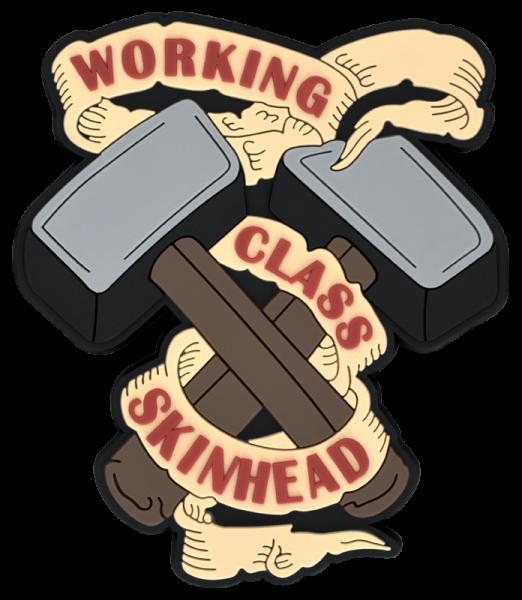 Kühlschrankmagnet Working Class Skinhead