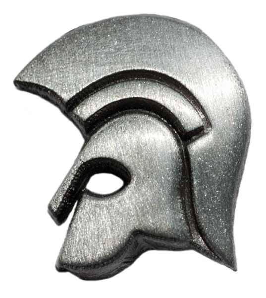 Metallanstecker Trojan