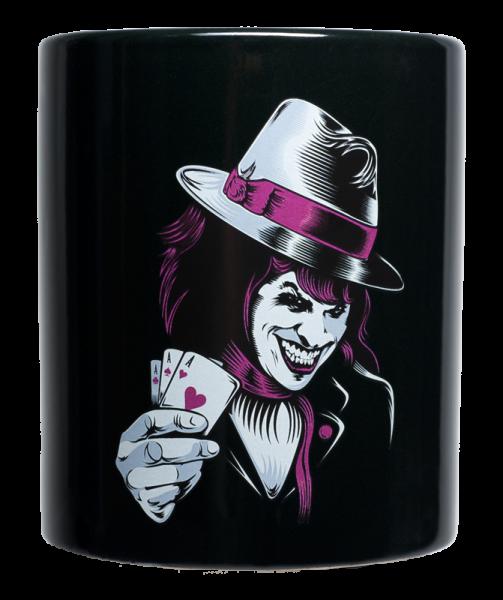 Kaffeepott Joker