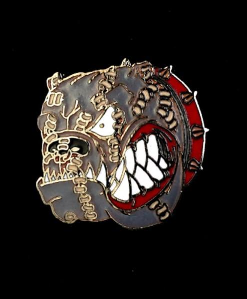 "Metal-Pin ""Bulldog"""