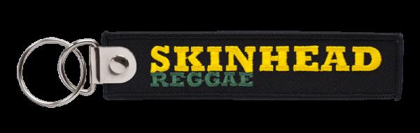 gestickter Schlüsselanhänger Skinhead Reggae
