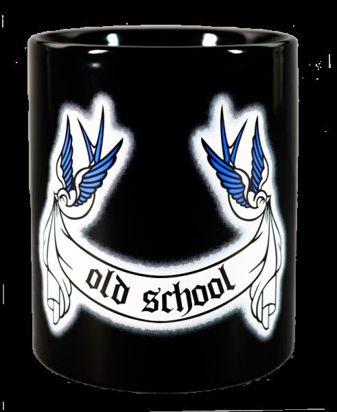 Kaffeepott Old School Swallows
