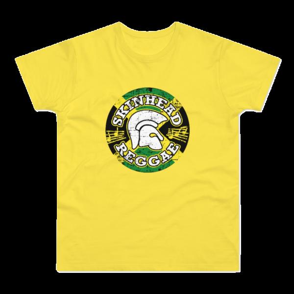 """T-Shirt """"Skinhead Reggae Emblem"""" (PoD)"""