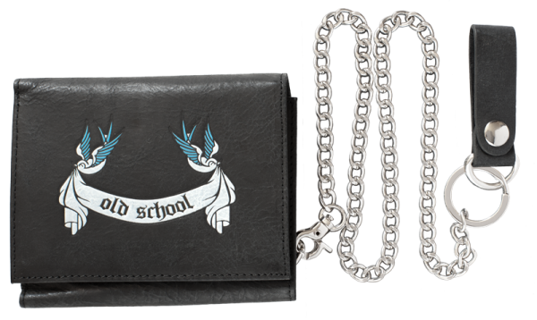 Geldbörse Old School Swallows