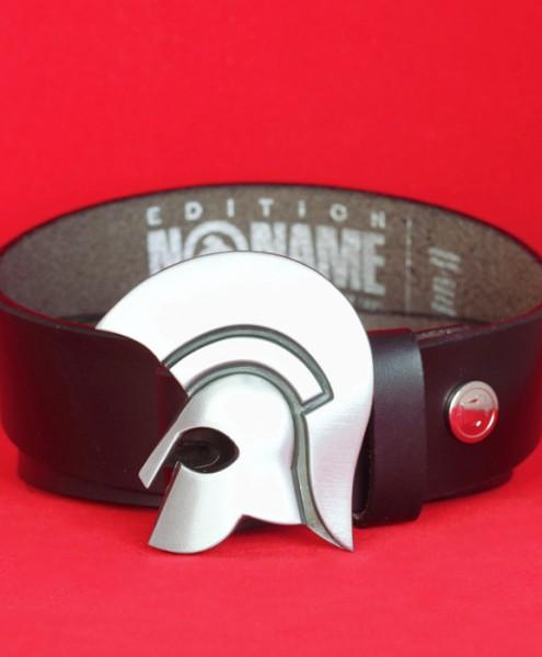 """Gürtelschließe """"Trojaner-Helm"""" (3D)"""
