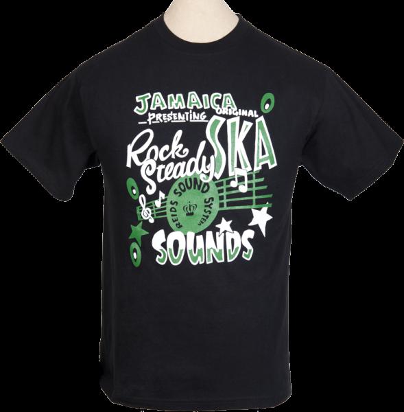 T-Shirt Jamaica Ska