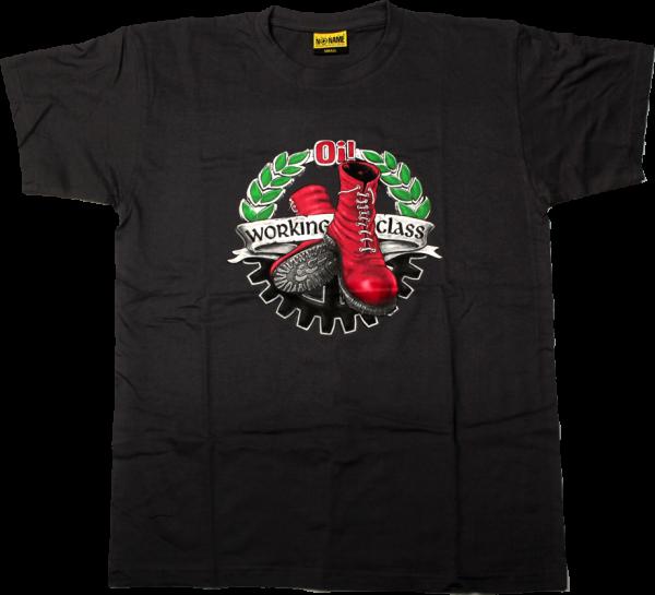 """T-Shirt """"Oi! Working Class Boots"""""""