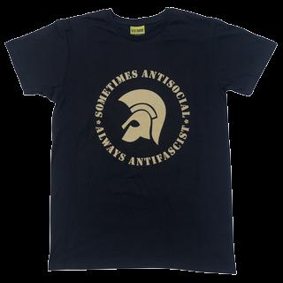 "T-Shirt ""Trojaner-Helm – Sometimes..."""