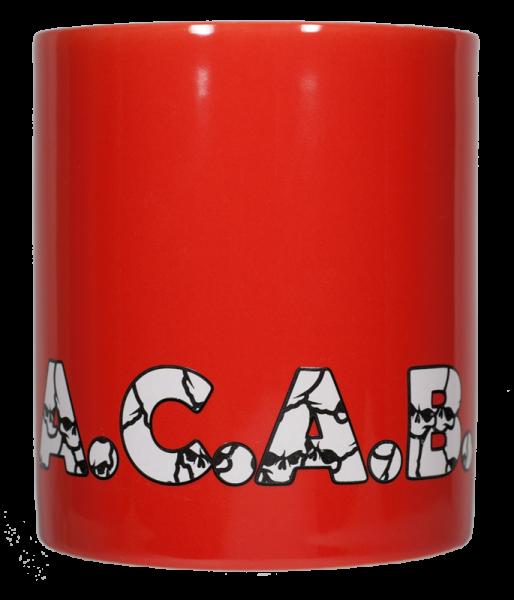 Kaffeepott ACAB