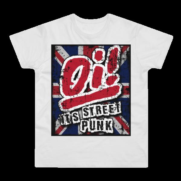 """T-Shirt """"Oi! It's Streetpunk"""" (PoD)"""