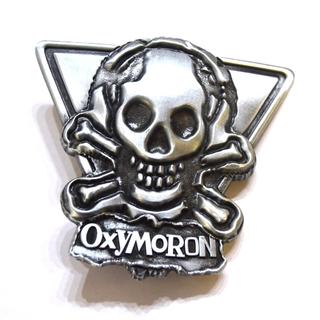 """Metal-Pin """"Oxymoron"""""""