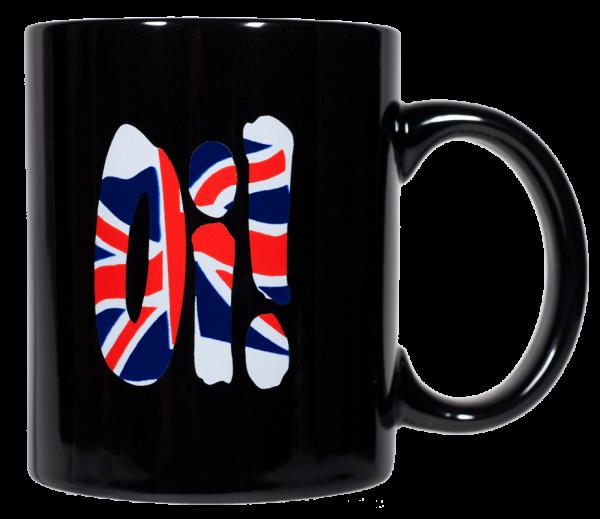 Kaffeepott Union Jack Oi!