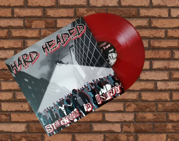 """LP+CD """"Strength in Unity"""" by """"Hard Headed"""""""