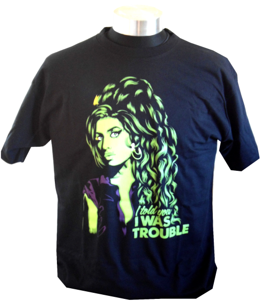 "T-Shirt ""Amy"""